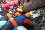 Hindari Kejaran Petugas, Bandar Narkoba di Medan Tewas Usai Terjun ke Sungai Deli