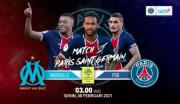 Live Streaming RCTI Plus: Marseille vs Paris Saint Germain