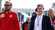 Sesuai Prediksi, Ferrari Kesulitan Cari CEO Pengganti