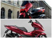 Adu Fitur, Honda PCX 160 dan Yamaha Nmax 155, Siapa yang Unggul?