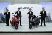 Honda PCX 160 Ditarget 240.000 Unit Terjual Sepanjang 2021