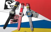 Klasik, Jam Tangan Swatch Berkolaborasi Dengan Disney dan Keith Haring