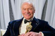 Peraih Oscar Film Beginners, Christopher Plummer Meninggal Dunia