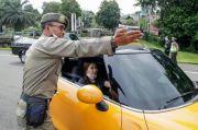 Ayu Ting Ting Minta Maaf Terjaring Razia Ganjil Genap Kota Bogor