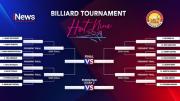Turnamen Biliar Hot Nine Diikuti 16 Atlet Putri Berprestasi Nasional