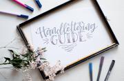 7 Akun Media Sosial untuk Belajar Seni Hand Lettering