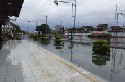 Jalur Koridor Batang - Semarang Banjir, Perjalanan Sejumlah KA Terganggu