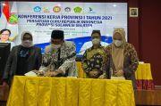 Bank Sulselbar Teken MoU untuk Kelola Iuran PGRI Sulsel