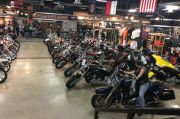 Penjualan Motor Harley Davidson Turun 2% Sepanjang Tahun 2020