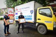 Komunitas POG Salurkan Bantuan Sembako ke Korban Gempa Sulbar