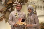 Akhirnya, Kesha Ratuliu dan Adhi Permana Resmi Jadi Suami Istri