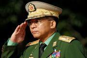 Mengenal Min Aung Hlaing, Sosok di Balik Kudeta Myanmar
