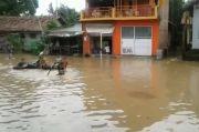 Pantura Subang Dilanda Banjir, Puluhan Rumah Terendam