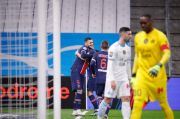 Kalahkan Marseille, PSG Jaga Asa Pertahankan Gelar