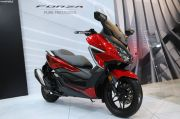 AHM Segarkan Honda Forza Biar Kelihatan Lebih Sedap Dipandang Mata