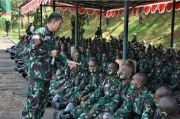 1.000 Putra-Putri Papua Jalani Pendidikan Bintara TNI di Pulau Jawa