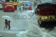 BMKG Rilis Peringatan Dini Cuaca Ekstrem Berpotensi Banjir di Sejumlah Wilayah
