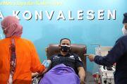 Donor Plasma Polri Bisa Jadi Teladan Lembaga Lain