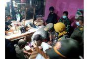 10 PSK dan Germo Terjaring Razia Prostitusi di Sekitar Pasar Kambing
