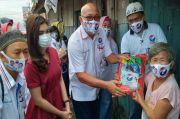 Jelang Imlek, DPW Perindo Jambi Berbagi dengan Masyarakat Tionghoa