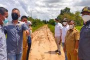 Legislatif Dorong Pemkab Kobar Perhatikan Pembangunan Akses Jalan di Pedesaan