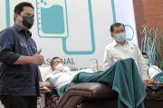 Plasma BUMN untuk Indonesia Diluncurkan, Direksi BNI Ikutan Donor