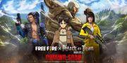 3 Fakta Kolaborasi Garena Free Fire dengan Anime Terbaik Saat Ini Attack on Titan