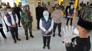 Khofifah Sebut PPKM di Jawa Timur Berhasil Turunkan BOR Rumah Sakit