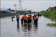 Tergenang Banjir, Jalur KA antara Stasiun Tawang-Alastua Ditinggikan