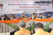 Pemkab Wajo Gelar Musrenbang, Fokus Pada Tiga Sektor Pembangunan