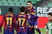 Hormati Barcelona, Herrera Emoh Bahas Kepindahan Messi ke PSG
