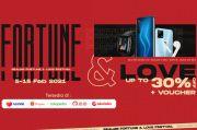Berbagi Kebahagiaan Imlek, realme Siapkan Fortune & Love Festival