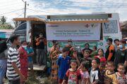 Peduli Bencana, Federal Oil Berikan Donasi Pangan di Kalimantan dan Sulawesi