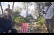 Pemukim dan Tentara Israel Usir Piknik Keluarga Palestina: Kamu Bukan Israel, Kamu Arab