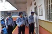 Deteksi Dini Gangguan Kamtib, Lapas Khusus Gunung Sindur Sterilisasi Blok WBP