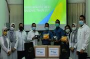 Putus Mata Rantai COVID-19, BPJamsostek Surabaya Darmo Bagikan Corona Safety Kit