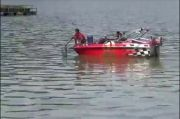Ponorogo Gempar, Belerang Gunung Wilis Meledak Ribuan Ikan di Telaga Ngebel Mati Mendadak