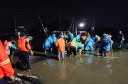 Usai Diterjang Banjir, Petak Jalan Semarang Tawang-Alastua Berhasil Ditinggikan