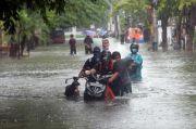 Semarang Dikepung Banjir Dipicu Kurangnya Resapan dan Penurunan Muka Tanah