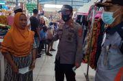 Razia Masker di Pasar, Tim Gabungan TNI-Polri Jaring Puluhan Warga