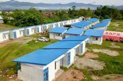 50 Huntap Korban Bencana di Luwu Utara Sudah Berpenghuni