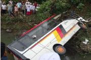 Korban Tewas Bus Masuk Sungai Bertambah Jadi 3 Orang, 1 Kadis Lagi Meninggal