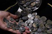 Arkeolog Turki Temukan 651 Koin Perak Berusia 2.100 Tahun