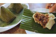 Di Beli Kreatif Danau Toba, Sandiaga Uno Promosikan Makanan Khas Ombus-ombus