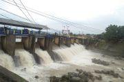 Kawasan Puncak dan Bogor Diguyur Hujan, Warga Bantaran Sungai Ciliwung Diimbau Waspada
