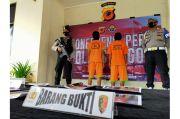 Polisi Ciduk Pembuang Limbah APD Pasien Covid-19 di Bogor