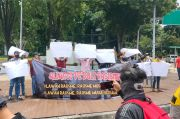Tolak Rasisme, Mahasiswa Papua Demo di Depan Istana