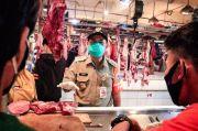Jelang Imlek, Pemkot Jakpus Cek Harga Pangan di Pasar Senen