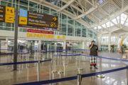Ada PPKM, Trafik Penumpang di Bandara AP I Menurun