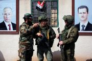 Pasukan Rusia dan Rezim Assad Gelar Latihan Militer Gabungan di Suriah